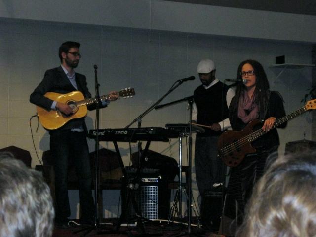 Souljah Fyah Acoustic Trio