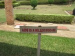 Schoolyard sign