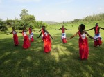 Yego Dance troupe
