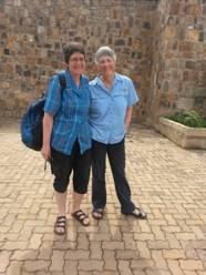 Nancy and Dawn